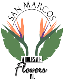 San Marcos Wholesale Flowers, Inc. Logo